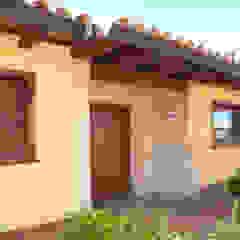 Mediterrane huizen van RIBA MASSANELL S.L. Mediterraan Steen