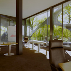 arquitecto9.com Modern style study/office