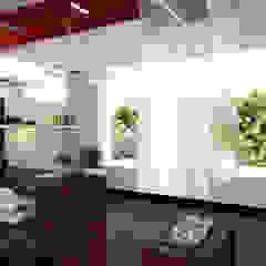 Lápiz De Sueños Oficinas de estilo moderno