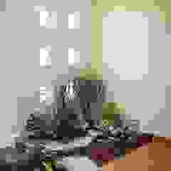 Modern Corridor, Hallway and Staircase by CouturierStudio Modern