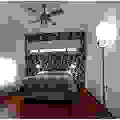 Modern style bedroom by Silvana Valerio Modern