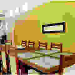 Modern dining room by Silvana Valerio Modern