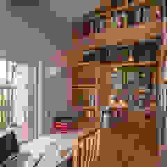 ほんとのいえ モダンデザインの 書斎 の スズケン一級建築士事務所/Suzuken Architectural Design Office モダン