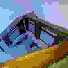 homecenterktm Modern Corridor, Hallway and Staircase