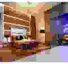 Modern style bedroom by Dutta Kannan architects Modern