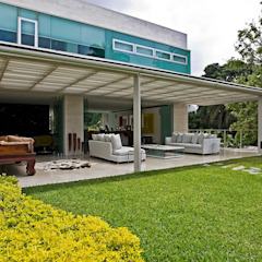 oda - oficina de arquitectura Modern Terrace