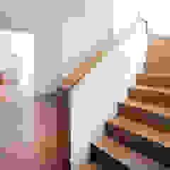 PL+sp. z o.o. Modern Corridor, Hallway and Staircase