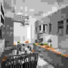 Cozinhas ecléticas por BMM Eclético