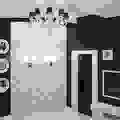 Eclectic style bedroom by Alena Gorskaya Design Studio Eclectic