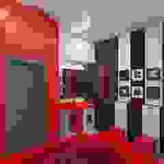 Eclectic style bathroom by Alena Gorskaya Design Studio Eclectic