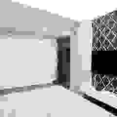 Alena Gorskaya Design Studio Chambre minimaliste