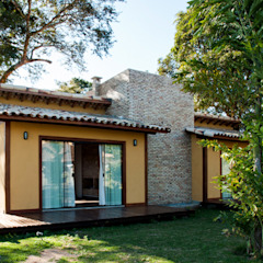 Casas de estilo rural de L2 Arquitetura Rural