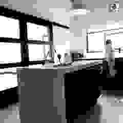Cocina de ESTUDIO URBANO A+U