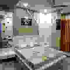 Dormitorios de estilo moderno de SkyGreen Interior Moderno