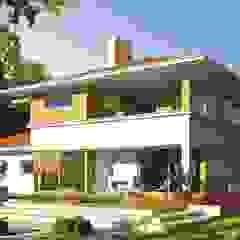 PROJEKT DOMU DIEGO II G2 Śródziemnomorskie domy od Pracownia Projektowa ARCHIPELAG Śródziemnomorski
