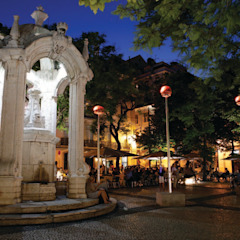GiRÂNDOLA de Luz – Uma homenagem à Revolução Locais de eventos eclécticos por Aura Light Eclético