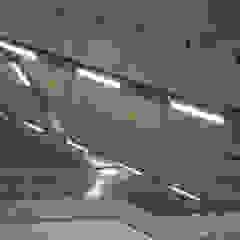 Estação Ferroviária de Espinho Aeroportos modernos por MIGUEL VISEU COELHO ARQUITECTOS ASSOCIADOS LDA Moderno