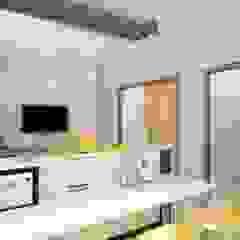 Dapur Minimalis Oleh Дизайн студия Марины Геба Minimalis