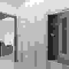 Koridor & Tangga Minimalis Oleh Дизайн студия Марины Геба Minimalis
