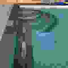 Foliebecken indoor FKB Schwimmbadtechnik Kolam Renang Modern