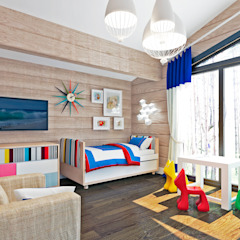 Be In Art Eclectic style nursery/kids room
