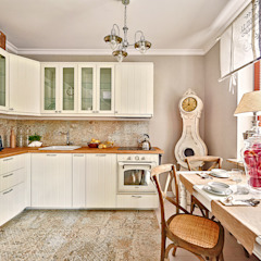 Eclectic style kitchen by DreamHouse.info.pl Eclectic