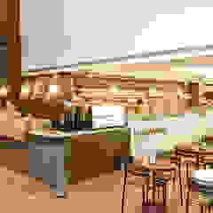 Choupana Caffe Espaços de restauração escandinavos por Rui Tomás Escandinavo