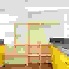 APARTAMENTO 62 Cocinas de estilo ecléctico de santiago dussan architecture & Interior design Ecléctico