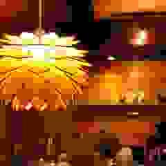 ナカオランプ Dining roomLighting Plywood Yellow