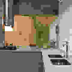 Dapur Modern Oleh arquiteta aclaene de mello Modern