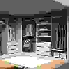 Cozinhas | Roupeiros | Moveis de banho Closets modernos por Amplitude - Mobiliário lda Moderno