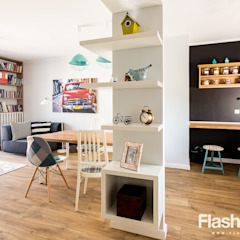 Salon original par dekoratorka.pl Éclectique