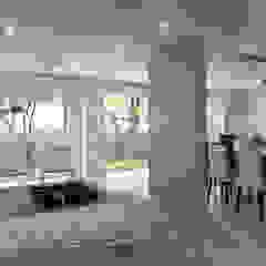 Proyecto Conjunto Santillana del Mar Salas modernas de Oleb Arquitectura & Interiorismo Moderno