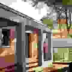 Casa Cubelles 1 Casas de estilo mediterráneo de Oleb Arquitectura & Interiorismo Mediterráneo
