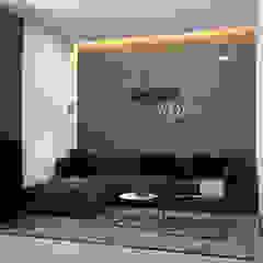 SVAI Studio minimalist style media rooms