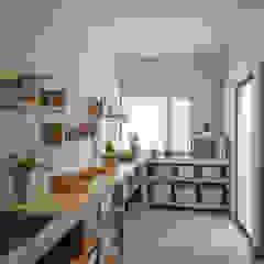 Cocinas de estilo moderno de ROMERO DE LA MORA Moderno