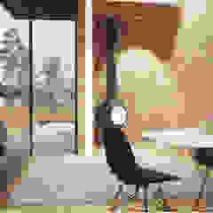 Ruang Keluarga Minimalis Oleh ASVS Arquitectos Associados Minimalis