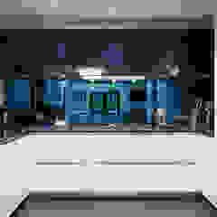 Luxury Modern Cottage Buckinghamshire Quirke McNamara Kitchen White