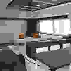 Silvia Costa | Arquitectura de Interiores Dining roomChairs & benches