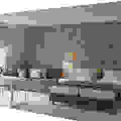 Minimalistische Schlafzimmer von Aleksandra Kostyuchkova Minimalistisch