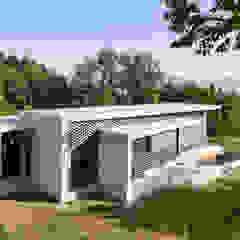 Modern houses by studio origin Modern
