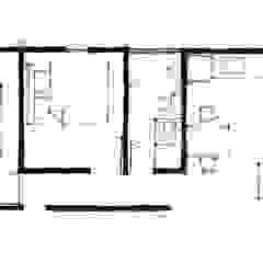 VIMOB by COLECTIVO CREATIVO Casas modernas de COLECTIVO CREATIVO Moderno