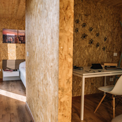VIMOB Estudios y despachos de estilo moderno de COLECTIVO CREATIVO Moderno