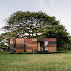 VIMOB Casas modernas de COLECTIVO CREATIVO Moderno