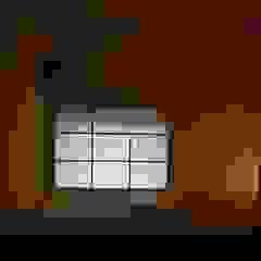 株式会社タマゴグミ Asian style study/office Wood Wood effect