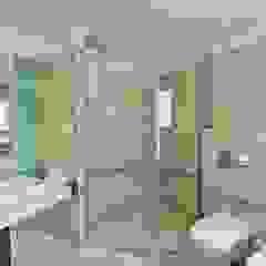 Spaces Architects@ka Modern Bathroom