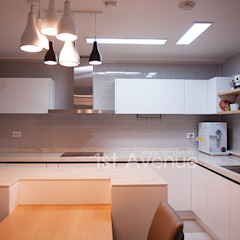 Dapur Modern Oleh 퍼스트애비뉴 Modern
