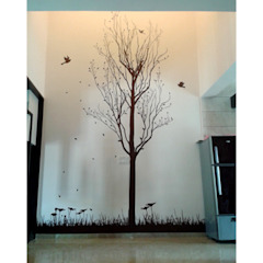 Modern living room by BION Creations Pvt. Ltd. Modern