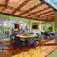 Balcon, Veranda & Terrasse ruraux par Nilza Alves e Rita Diniz Rural