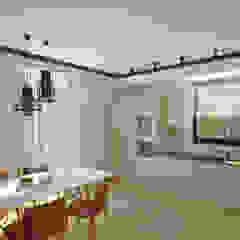 YES-designs Minimalist dining room